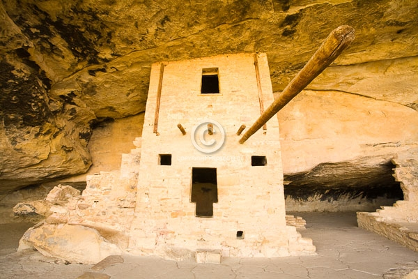 anasazi indians, ancestral puebloans, balcony house, buildings, colorado, digital, horizontal, indian ruins, mesa verde national park, native americans, prehistoric, summer, western slope