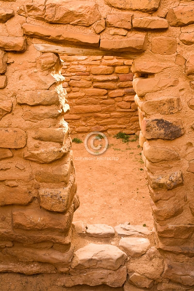 anasazi indians, ancestral puebloans, buildings, colorado, digital, far view house, far view ruins, indian ruins, mesa verde national park, native americans, prehistoric, summer, vertical, western slope