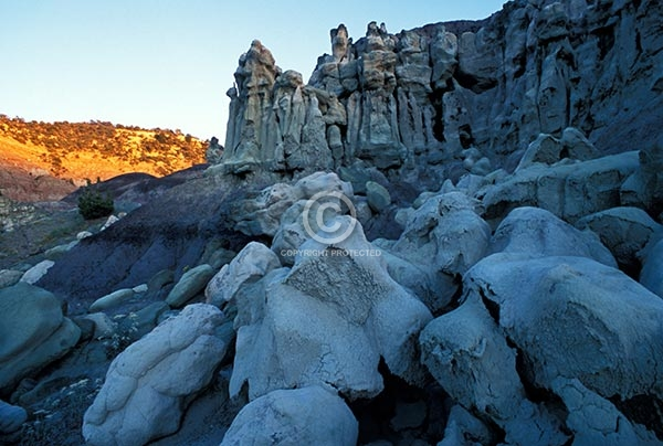 colorado, horizontal, rock formations, western slope, deserts, featured