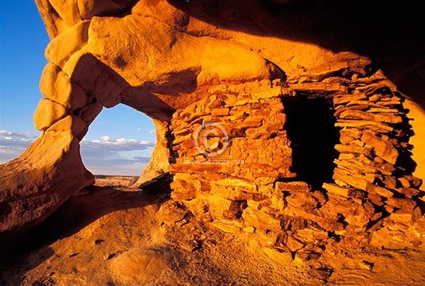 utah, canyonlands national park, horizontal, rock formations, indian ruins, anasazi, native american, ancient, prehistoric, buildings, aztec buttes, island in the sky, natural arches, summer, desert, featured